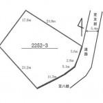 笠間市泉の【土地】不動産情報 nh-k0126