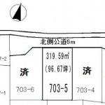 那珂市瓜連の【土地】不動産情報 uin-n0071