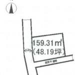 笠間市鴻巣の【土地】不動産情報(建物プラン提案付)com-k0134s