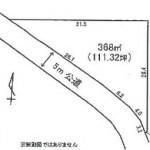 那珂郡東海村豊岡の【土地】不動産情報 tz-t0155