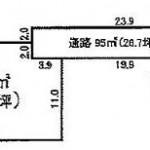 那珂郡東海村舟石川の【土地】不動産情報(建物プラン提案付)tz-t0170s
