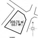 水戸市米沢町の【土地】不動産情報(建物プラン提案付)rw-m0938s