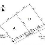 ひたちなか市金上の【土地】不動産情報(建物プラン提案付)kjh-hn0559s