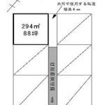 ひたちなか市東石川の【土地】不動産情報(建物プラン提案付)tok-hn0567s