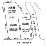 水戸市河和田の【土地】不動産情報 kd-m1071