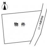 ひたちなか市大平の【土地】不動産情報(建物プラン提案付)kjh-hn0609s