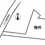 水戸市元吉田町の【土地】不動産情報 kjh-m1087