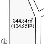 水戸市千波町の【土地】不動産情報 kfa-m1147