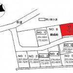 水戸市平須町の【土地】不動産情報 nh-m1149-9