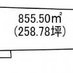 水戸市東野町の【土地】不動産情報 kfa-m1144