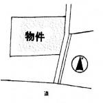 笠間市下市毛の【土地】不動産情報 at-k0166