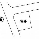 笠間市市野谷の【土地】不動産情報 at-k0163