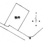 笠間市泉の【土地】不動産情報 at-k0165
