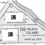 水戸市東野町の【土地】不動産情報 kfa-m1186