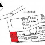 水戸市平須町の【土地】不動産情報 nh-m1149-1