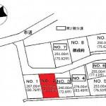 水戸市平須町の【土地】不動産情報 nh-m1149-2